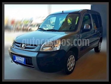 Peugeot Partner Patagonica HDi usado (2018) color Gris Oscuro precio $910.000