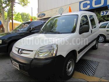 Peugeot Partner Furgon Confort 1.4 usado (2011) color Blanco precio $374.800