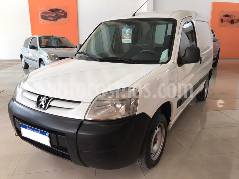 Peugeot Partner Patagonia 1.6 HDi VTC Plus usado (2016) color Blanco precio $969.000