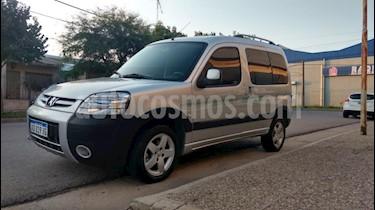 Peugeot Partner Patagonia 1.6 HDi VTC Plus usado (2018) color Gris Claro precio $1.025.000
