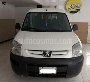 Peugeot Partner Patagonia 1.6 HDi VTC Plus usado (2015) color Blanco precio $495.000