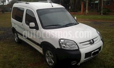 Peugeot Partner - usado (2014) color Blanco precio $570.000