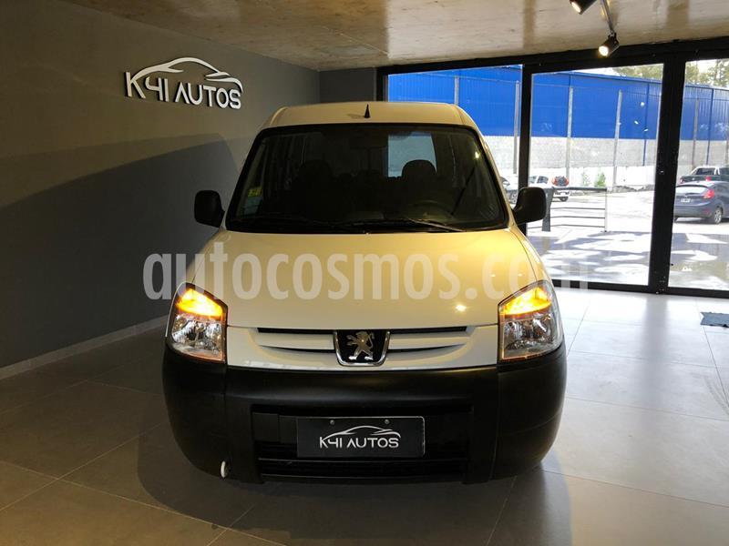 Peugeot Partner Furgon Confort 1.6 HDi 5 Plazas usado (2018) color Blanco precio $1.450.000