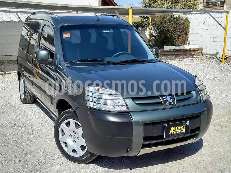 Peugeot Partner Patagonica HDi VTC usado (2011) color Gris Manitoba precio $575.000