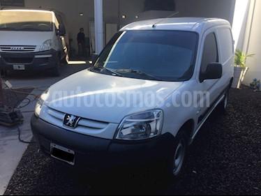 Peugeot Partner - usado (2015) color Blanco precio $620.000