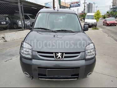 Peugeot Partner Patagonia 1.6 VTC Plus usado (2016) color Gris Oscuro precio $750.000