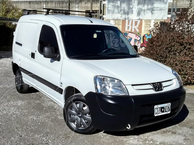 Peugeot Partner Patagonia 1.6 HDi VTC Plus usado (2013) color Blanco precio $450.000