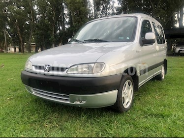 Peugeot Partner Patagonica DSL Full usado (2008) color Gris Claro precio $330.000
