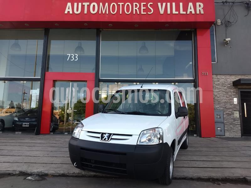 Peugeot Partner Furgon Confort HDi usado (2020) color Blanco precio $1.750.000
