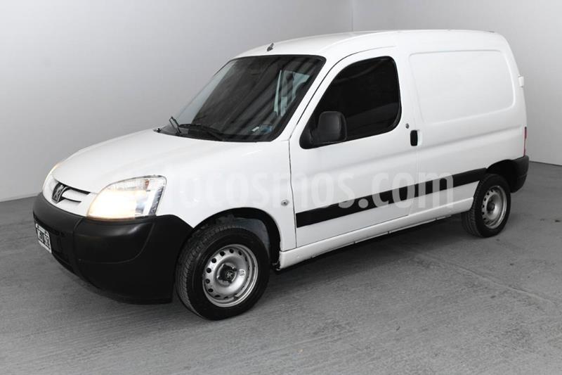 Peugeot Partner Furgon 1.4 Confort PCL usado (2014) color Blanco precio $780.000