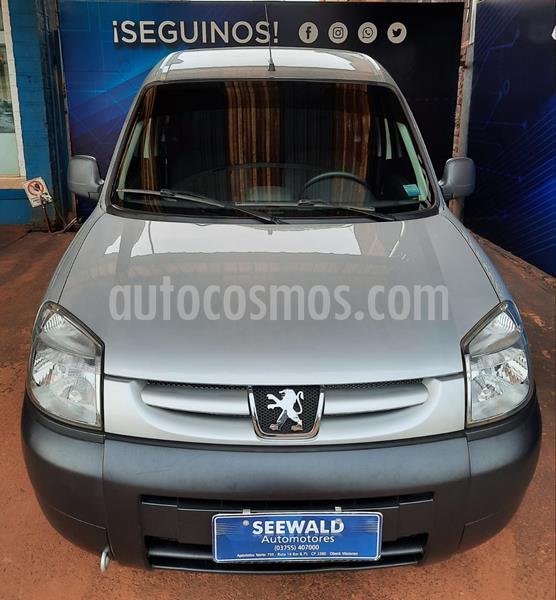 Peugeot Partner  1.6 HDI CONFORT 5 PLAZAS usado (2017) color Gris Plata  precio $1.400.000