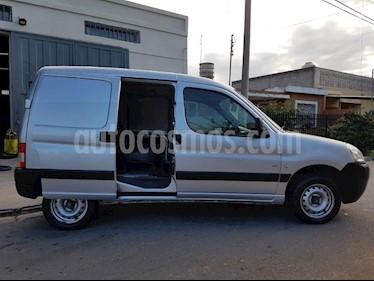 Peugeot Partner Patagonia 1.6 HDi VTC Plus usado (2012) color Gris Claro precio $398.000
