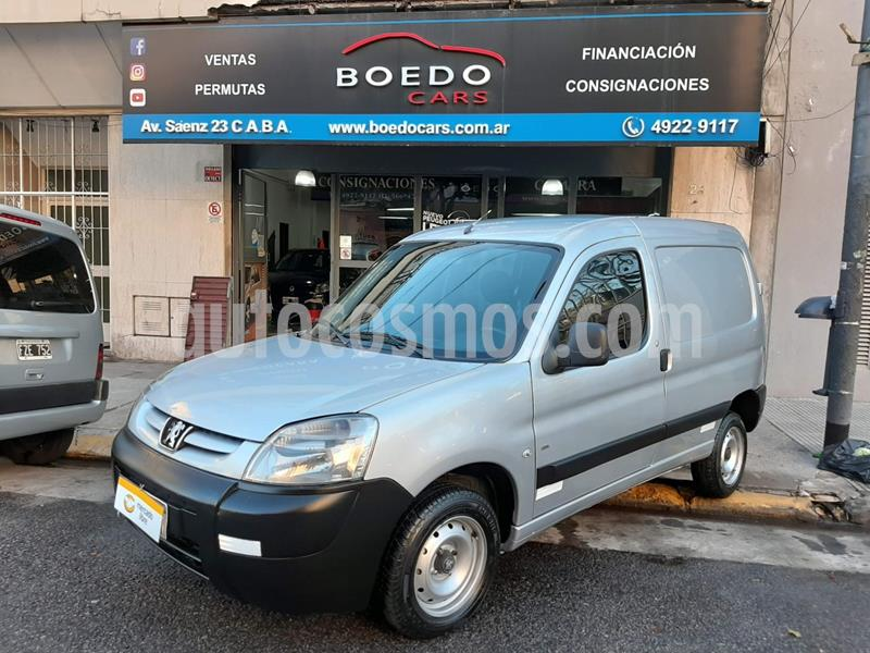 Peugeot Partner 1.6 HDi Confort (90cv) (l10) usado (2016) precio $739.900