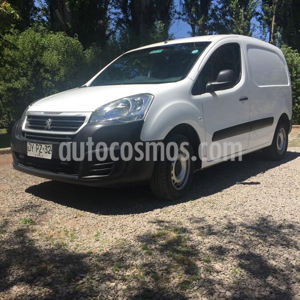 foto Peugeot Partner 1.6L HDi Pack usado (2018) color Blanco precio $10.290.000