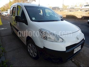 Peugeot Partner 1.6 Diesel  usado (2015) color Blanco precio $5.490.000