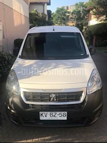 Peugeot Partner 1.6L HDi usado (2019) color Blanco precio $8.690.000
