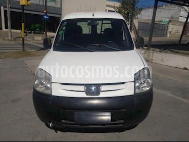 Peugeot Partner Furgon 1.4 GNC usado (2011) color Blanco precio $210.000