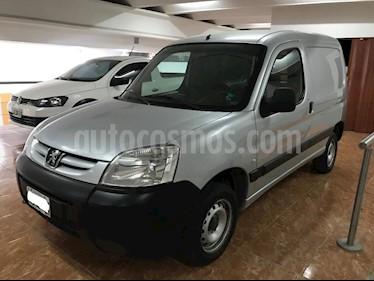 Foto venta Auto usado Peugeot Partner Furgon 1.4 GNC (2011) color Gris Claro precio $239.000