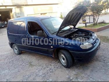 Foto venta Auto usado Peugeot Partner Furgon 1.4 GNC (2007) color Azul precio $150.000