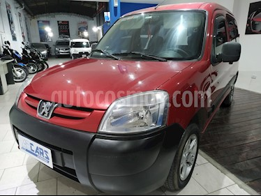 Foto venta Auto usado Peugeot Partner Furgon 1.4 (2012) color Bordo precio $359.000