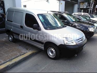 Foto venta Auto usado Peugeot Partner Furgon 1.9 D Confort PLC (2014) color Gris Claro precio $307.000