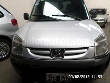 Foto venta Auto usado Peugeot Partner Furgon 1.9 D Confort PLC (2011) color Gris Claro precio $217.000