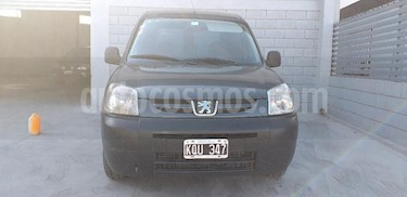 Foto venta Auto usado Peugeot Partner Furgon 1.9 D Confort PLC (2011) color Gris Oscuro precio $195.000