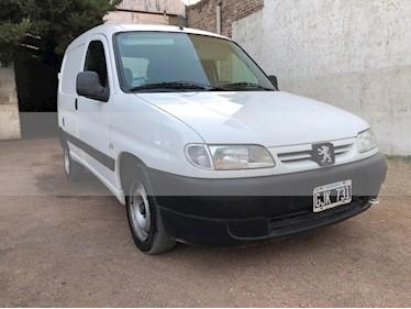 Foto venta Auto usado Peugeot Partner Furgon 1.9 D Confort PLC (2007) color Blanco precio $190.000