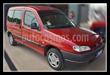 Foto venta Auto usado Peugeot Partner Furgon 1.9 DSL PLC (2000) color Rojo precio $150.000