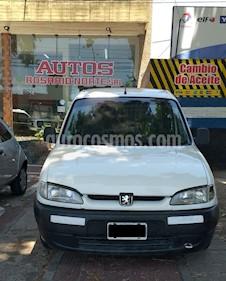 Foto venta Auto Usado Peugeot Partner Furgon 1.9 DSL PLC (1999) color Blanco precio $160.000