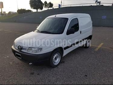 foto Peugeot Partner Furgón 1.9 DSL PLC usado (2009) color Blanco precio $215.000