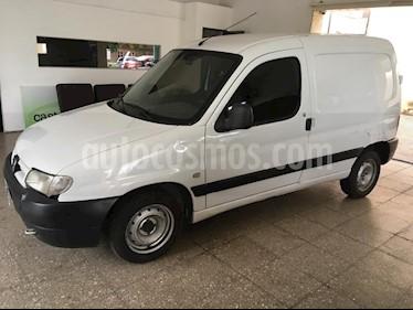 Foto venta Auto usado Peugeot Partner Furgon 1.9 DSL PLC (2007) color Blanco precio $130.000