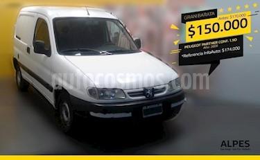 Foto venta Auto Usado Peugeot Partner Furgon 1.9 DSL PLC (2008) color Blanco precio $150.000