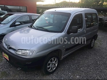 Foto venta Auto Usado Peugeot Partner Furgon 1.9 DSL (2000) color Gris Claro precio $140.000