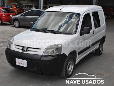Foto venta Auto usado Peugeot Partner Furgon Confort 1.6 HDi (2010) color Blanco precio $255.000