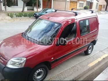 Foto venta Auto usado Peugeot Partner Furgon Confort 1.6 HDi (2014) color Rojo precio $320.000