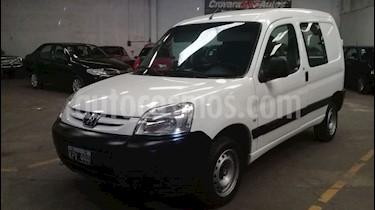 Foto venta Auto usado Peugeot Partner Furgon Confort 1.6 HDi (2011) color Blanco precio $22.000