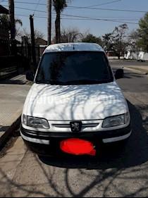 Foto venta Auto usado Peugeot Partner Furgon Confort 1.9 D PLC (2010) color Blanco precio $172.000