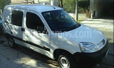 Foto venta Auto usado Peugeot Partner Furgon Confort 5 Pas (2017) color Blanco precio $470.000