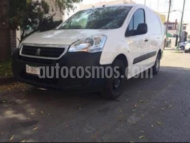 Foto venta Auto Seminuevo Peugeot Partner Furgon (2018) color Blanco precio $235,000