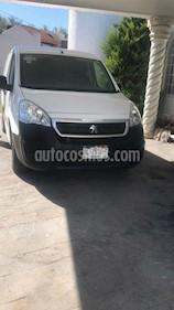 Foto Peugeot Partner HDi 5 Puertas usado (2018) color Blanco precio $188,000
