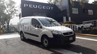 Foto venta Auto usado Peugeot Partner HDi Maxi (2017) color Blanco Banquise precio $214,900