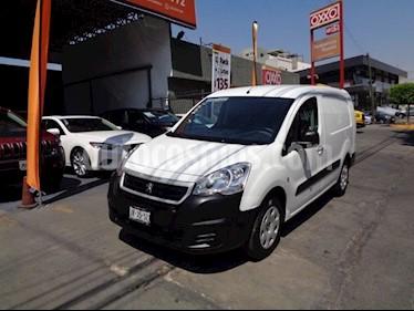 Foto venta Auto usado Peugeot Partner HDi Maxi (2016) color Blanco precio $185,000