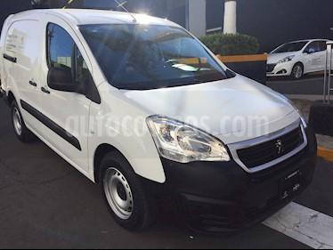 Foto venta Auto usado Peugeot Partner HDi Maxi (2019) color Blanco Banquise precio $269,900