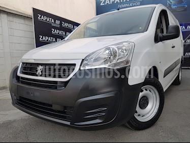 Foto venta Auto usado Peugeot Partner HDi Maxi (2019) color Blanco Banquise precio $255,000