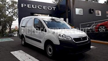 Foto venta Auto usado Peugeot Partner HDi Maxi (2017) color Blanco Banquise precio $204,900