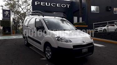 foto Peugeot Partner HDi Maxi usado (2015) color Blanco Banquise precio $149,900