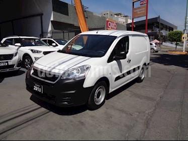 Foto venta Auto usado Peugeot Partner HDi Maxi (2019) color Blanco precio $262,000