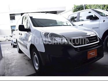 Foto venta Auto usado Peugeot Partner HDi Maxi (2017) color Blanco precio $230,000