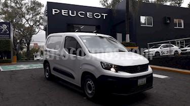 Foto venta Auto usado Peugeot Partner HDi (2020) color Blanco Banquise precio $263,900